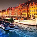 Copenhague Ciudad de la bicicleta