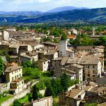 Gubbio, cittá antica