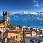 Losanna alla Svizzera