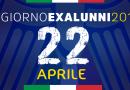 Exalunni 2017! 22 de Abril