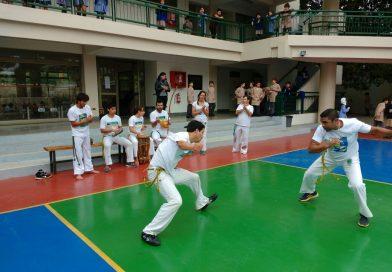 Capoeira a Viña!