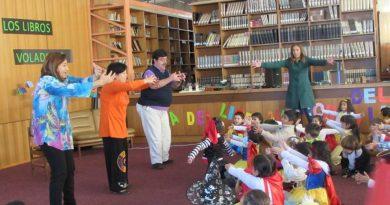 Día del Libro (Scuola dell'Infanzia, Valparaíso)