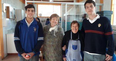 Visita Comedor San Vicente