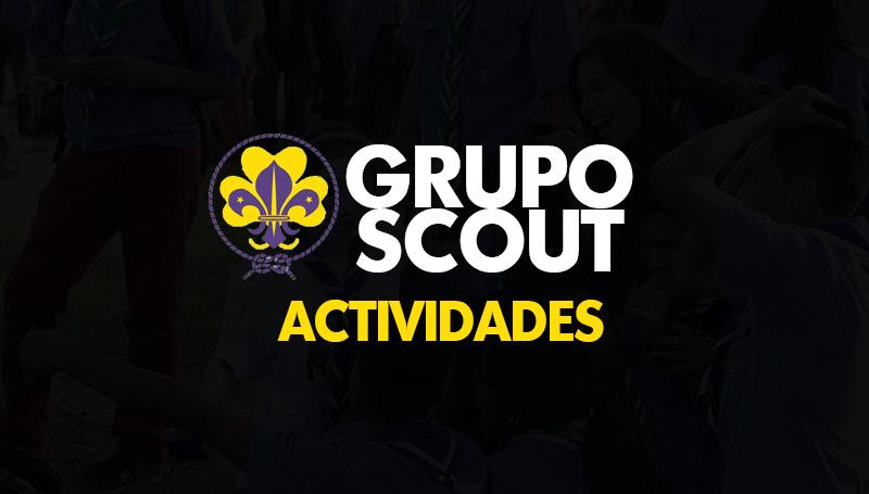 Actividdes Grupo Scout