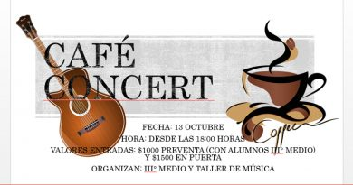 Café Concert!