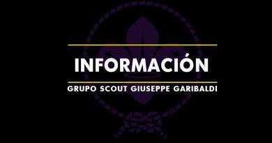 Informacíón Scout