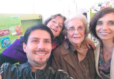 Gilda Pendola: exalumna primera generación