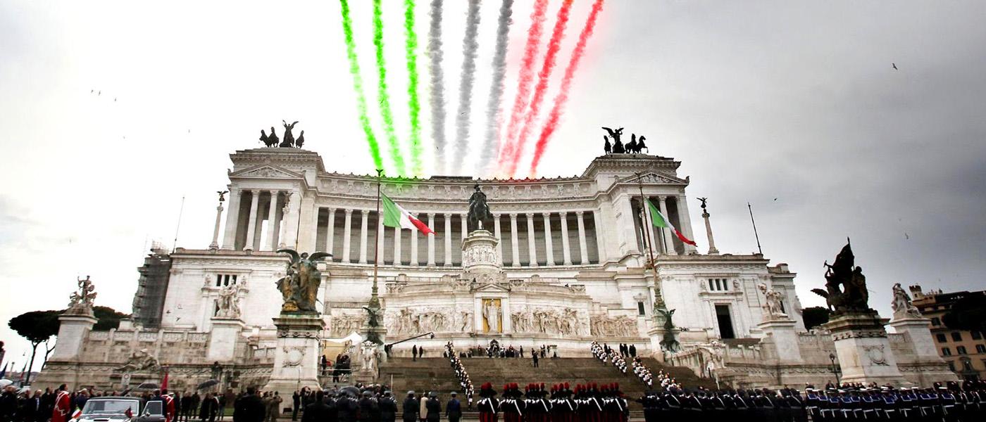 FESTEGGIAMO IL GIORNO DELL'ITALIA