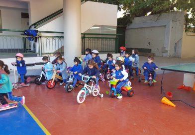 Cicletada Scuola dell'Infanzia (Viña del Mar)