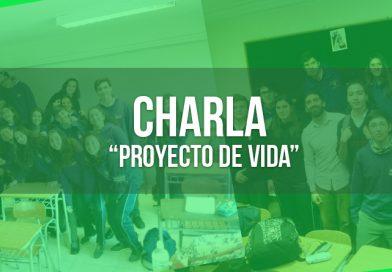 Charla: Proyecto de VIda