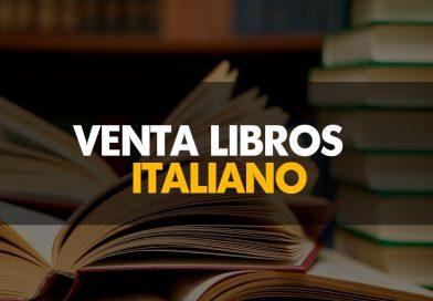 Venta libros de Italiano 2019