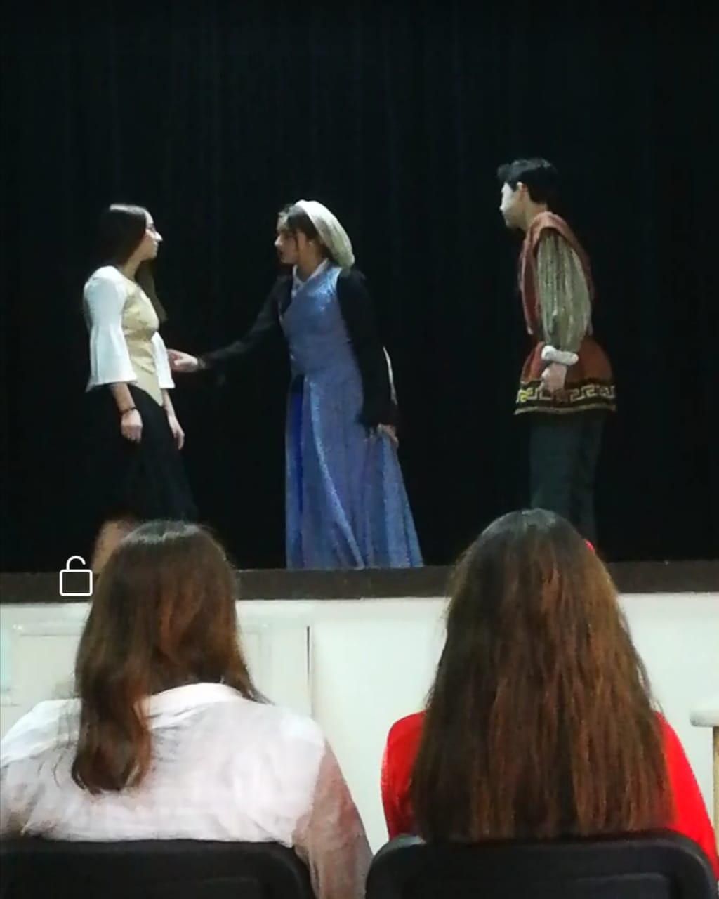 Romeo y Julieta Scuola