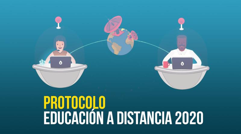 Protocolo Educación a Distancia